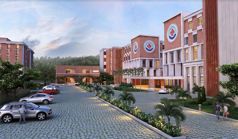 Caritas College of Pharmacy Ettumanoor, Kottayam
